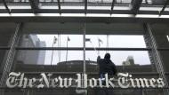 New York Times streicht hundert Redaktionsstellen