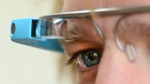 Googles wundertätige Datenbrille