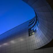 Pascall and Watson Architects haben den Terminal 2 des Dubliner Flughafens entworfen.