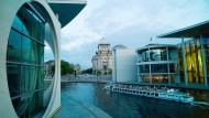 Der Ort der repräsentativen Demokratie: das Berliner Regierungsviertel