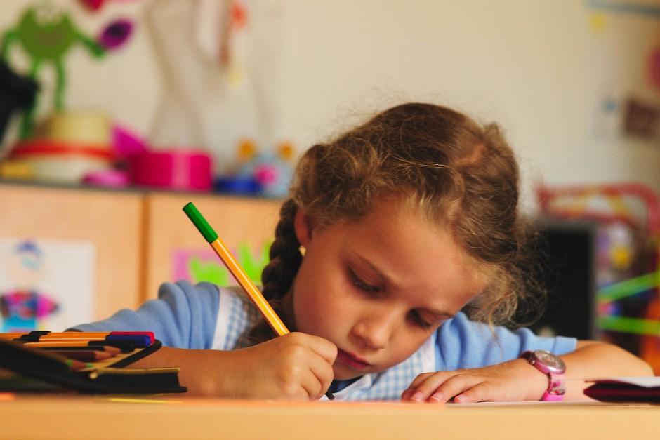 Zu Hause Lernen