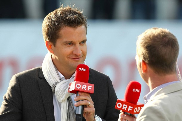 Bilderstrecke Zu Europas Fussball Kommentatoren Im
