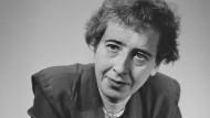 Na endlich: Hannah Arendts Schriften werden endlich in einer sorgfältig edierten Werksausgabe zugänglich gemacht.