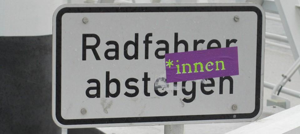 Rechtschreib Rat Im Interview So Geht Es Mit Gender Stern