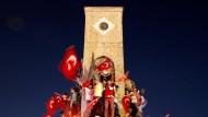 Neben Erdogans Sommerresidenz angeln die Spione