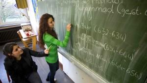 Die Religion in den Grenzen des Klassenzimmers