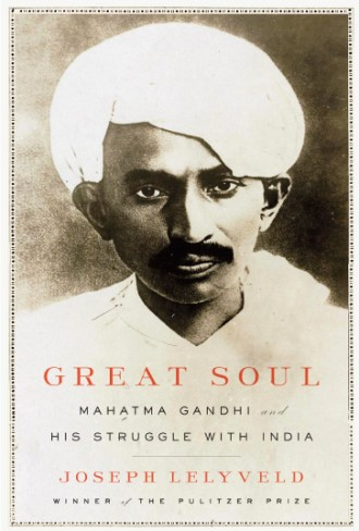 stein des anstoes das buch great soul mahatma gandhi and his struggle with - Mahatma Gandhi Lebenslauf