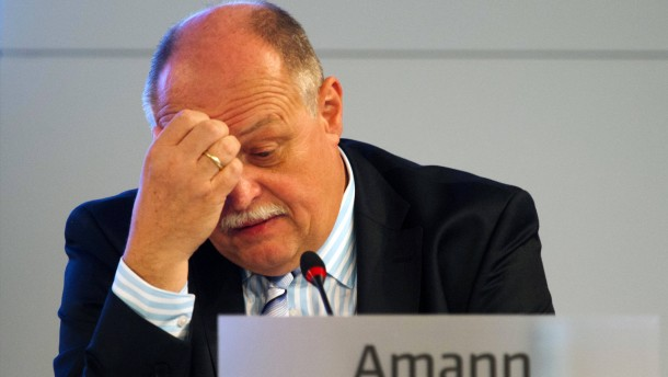 Aufsichtsrat setzt Geschäftsführer Amann ab