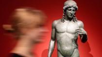 Apollon-Statue im Bucerius Kunst Forum in Hamburg