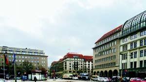 Berlin verscherbelt seine prominenteste Kreuzung