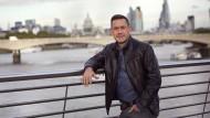Paul Mason in London.