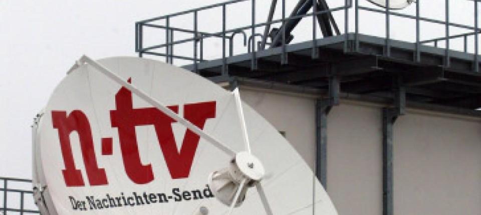 Fernsehen Nachrichtenschluss Bei N Tv Und N24 Medien Faz