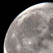 Seit 1972 hat kein Mensch mehr den Mond umkreist oder betreten.