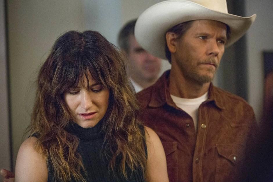 """Bald auch eine Amazon-Serie: Kathryn Hahn und Kevin Bacon im Pilotfilm von """"I love Dick""""."""
