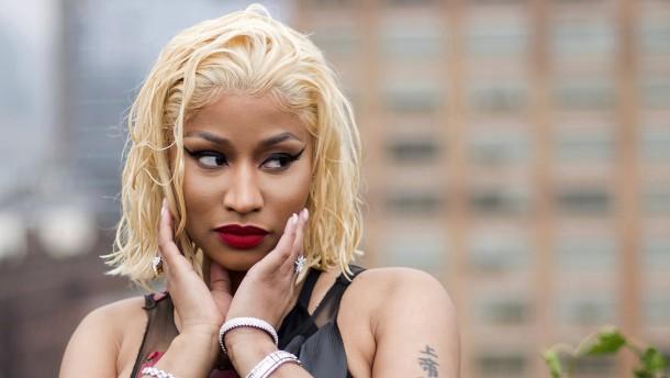 Weißes Haus bietet Nicki Minaj Aufklärungsgespräch an