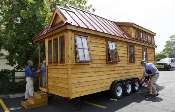 Minihaus Auf Rädern : tiny house movement erobert amerika und europa ~ Sanjose-hotels-ca.com Haus und Dekorationen