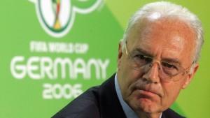 Beckenbauer und die Deutschen
