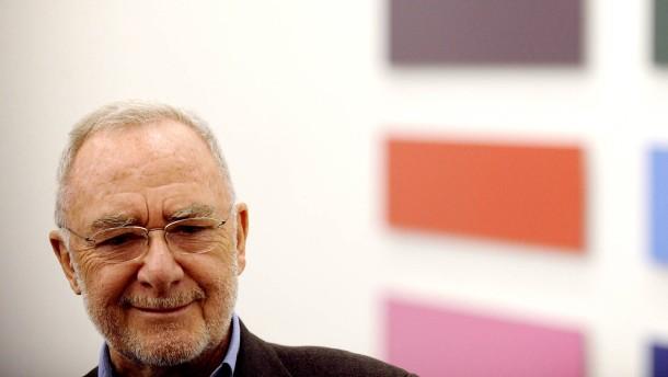 Maler Gerhard Richter feiert seinen 80. Geburtstag