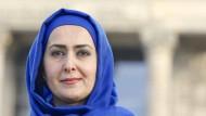 Fereshta Ludin: Sie trägt ihr Kopftuch aus Überzeugung und kämpft dafür