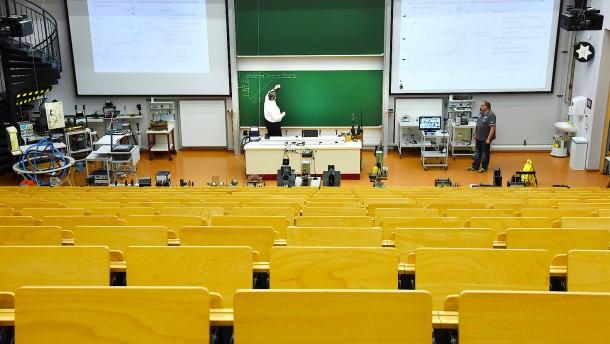 Dutzende Digitalisierungsprofessuren sind noch unbesetzt