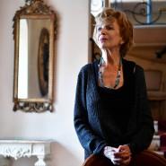 Geschärfter Blick auf die Grüne Insel: Die Autorin Edna O'Brien rüttelte einst an den Grundfesten der rigiden irischen Gesellschaft. Das Foto zeigt die vergangenes Jahr in Paris.