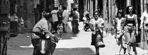 Eine Stadt, wie zur Kulisse gedacht: Neapel ist ein gar nicht so heimlicher Hauptdarsteller in Elena Ferrantes Romanzyklus.