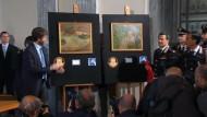 Gestohlene Gemälde von Gauguin und Bonnard aufgetaucht