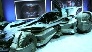 Erster Blick auf das neue Batmobil