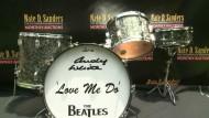 Beatles-Schlagzeug kommt unter den Hammer
