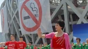 Peking erlässt strenges Rauchverbot