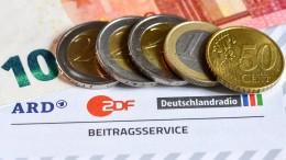 Öffentlich-Rechtliche wollen drei Milliarden Euro mehr
