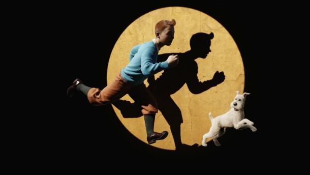 """Themendienst Kino: Die Abenteuer von Tim und Struppi - Das Geheimnis der """"Einhorn"""""""