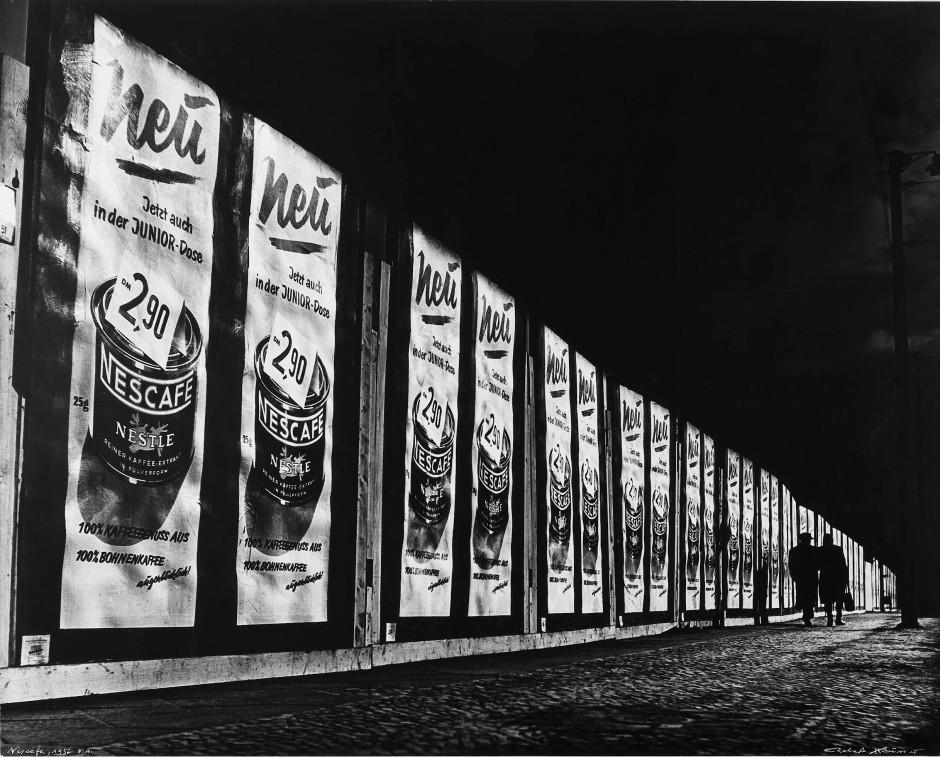 Neuigkeit: Nescafé von Robert Häusser, 1956