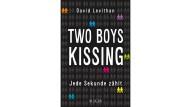 """David Levithan: """"Two Boys Kissing - Jede Sekunde zählt"""". Aus dem Englischen von Martina Tichy. Fischer KJB, Frankfurt am Main 2015. 288 S., geb., 14,99 €. Ab 14 J."""
