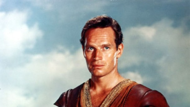 Film-Legende Charlton Heston gestorben