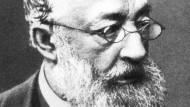 """Frankfurter Anthologie: """"Zeitlandschaft"""" von Gottfried Keller"""