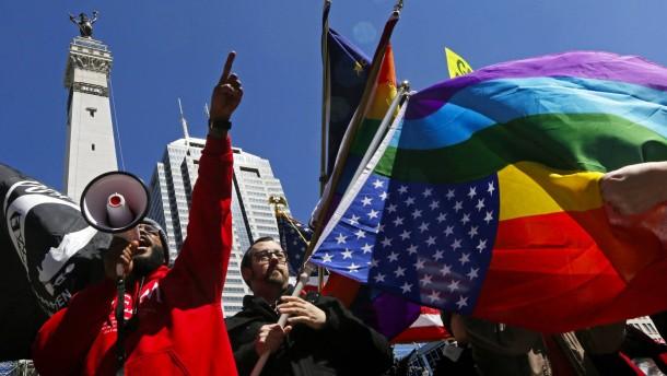 Legalisiert Amerika die Homophobie?
