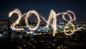 Warum man das neue Jahr mit guten Vorsätzen beginnt