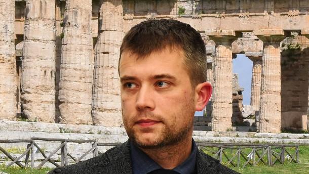 Auf dem schönsten Archäologenposten der Welt