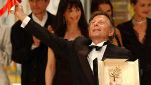 Goldene Palme für Roman Polanski