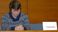 Angeklagt wegen Mordes und Mordversuches: Christoph R. vor Gericht