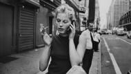 Lindbergh fotografierte 1996 in New York das Model Annie Morton.
