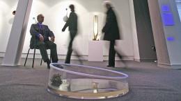 """Kunsthalle durfte """"Mannheimer Loch"""" beim Umbau zerstören"""