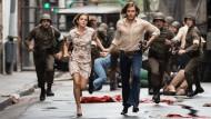Rasende Ermittler: Emma Watson und Daniel Brühl