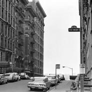 Wo Gesine Cressphal wohnt: New York Upper West Side in den sechziger Jahren