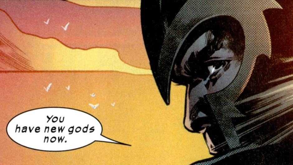 """Ein Radikaler der futuristischen Identitätspolitik greift nach der Weltmacht: Magneto in der ersten Ausgabe von """"House of X""""."""