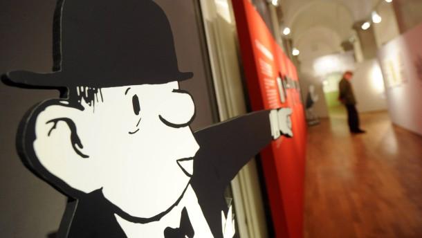 Loriot-Ausstellung startet in München