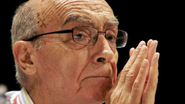 Literaturnobelpreisträger José Saramago gestorben