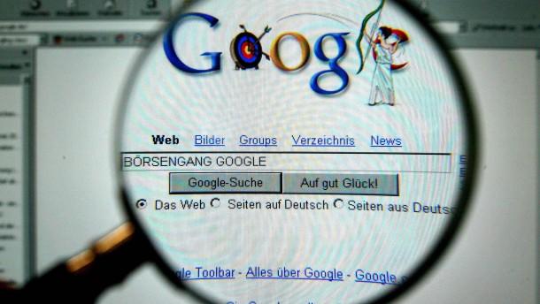 Google will im Kanzleramt ueber Leistungsschutzrecht diskutieren