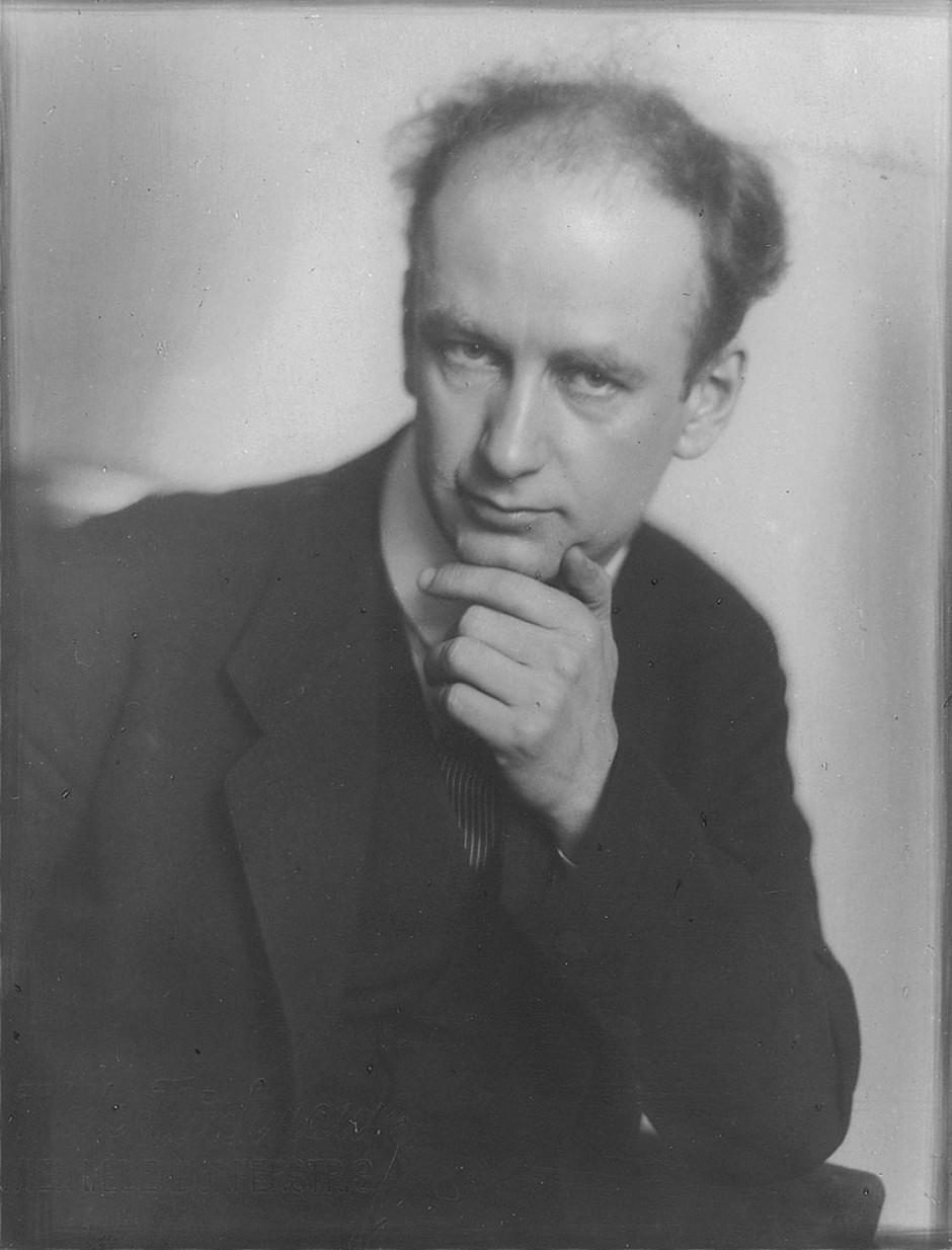 Der Dirigent Wilhelm Furtwängler